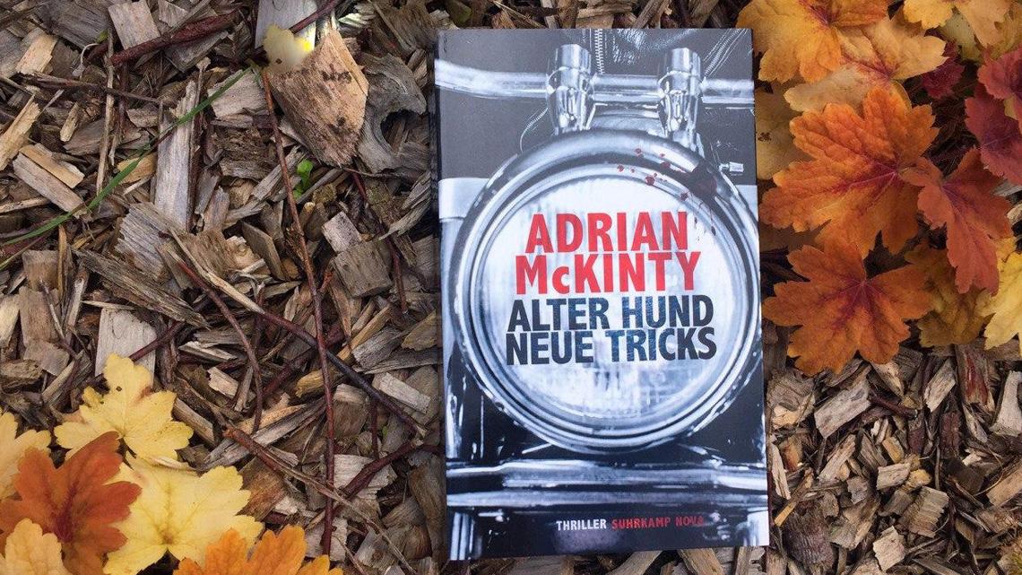 Buchcover: Alter Hund, neue Tricks