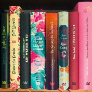 Einige meiner Königskinder-Bücher