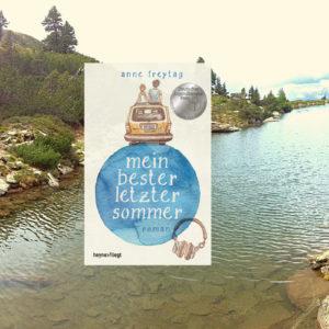 Buchcover Mein bester letzter Sommer