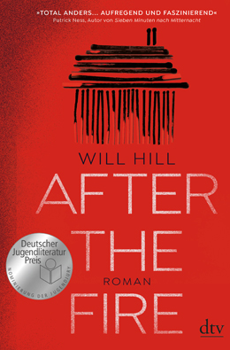 """Buchcover: """"After the Fire"""" von Will Hill"""
