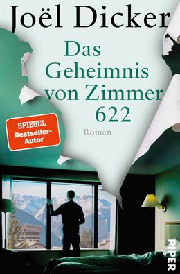 Buchcover: Das Geheimnis von Zimmer 622 von Joël Dicker