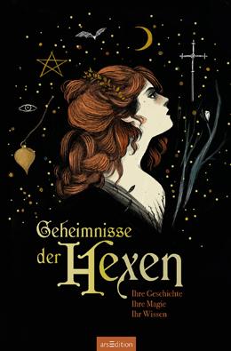 """Buchcover von """"Geheimnisse der Hexen"""""""