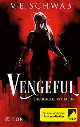 Buchcover: Vengeful von V. E. Schwab