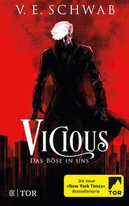 Vicious von V.E. Schwab